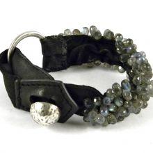 bracelet by goti  <3