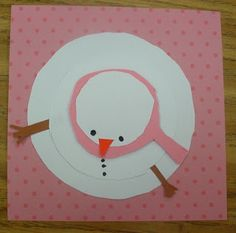 Mrs. Knight's Smartest Artists: 5th grade color studies underway... (+ snowmen)