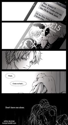 """(2/2) """"Lonely"""" - ...right in the feels ;3;"""