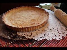 Cómo hacer masa quebrada o pasta brisa (sin lactosa) /  Lactose-free Shortcrust Pastry