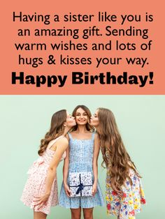 Personalised FRIENDS Tv Programme Birthday Card Friend Daughter Sister Niece