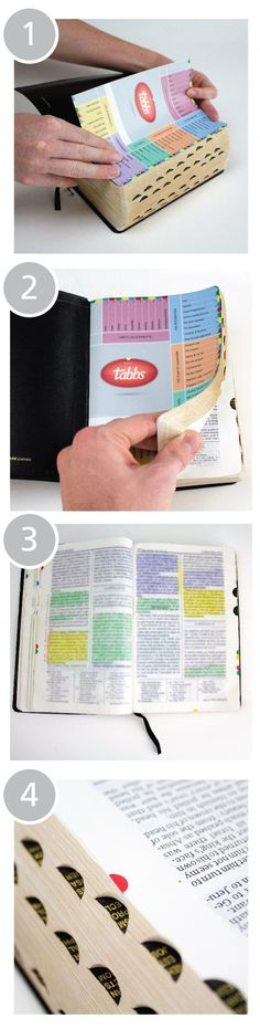 So Awesome! The best way to organize scriptures! HolyTabbs syncs scriptures with Preach My Gospel lessons. #scripturestudy