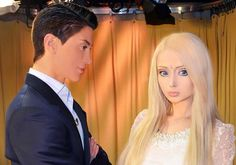 Real-Life Barbie Meets Real-Life Ken Doll For the First Time. You Will Never Guess What Happens Next.