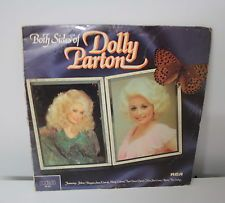 Dolly Parton Vinyl LP Record Both Sides Of Dolly Parton 1978