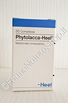 PHYTOLACCA HEEL tonsilliti, faringiti, mal di gola