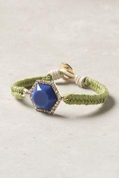 Pulp Stone Bracelet #anthropologie  In turquoise...ahhh...