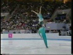 A tribute to Katia Gordeeva and Sergei Grinkov.