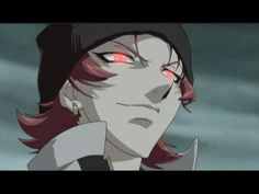 Zelman Clock❤️❤️- Black Blood Brothers (love him: but Jiro more!!! Sorry to say)