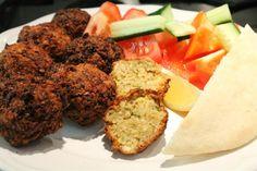 Vegan Vegetarian, Vegetarian Recipes, Healthy Recipes, Healthy Food, Falafel, Quiche Muffins, Eat Pray Love, Hungarian Recipes, Tandoori Chicken
