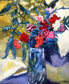 bofransson: Bouquet of Flowers Louis Valtat - circa 1917