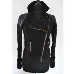 Tip: Patrizia Pepe Coat (Black)