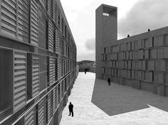 Progetto di un Sistema di Piazze , Castellaneta, 2013
