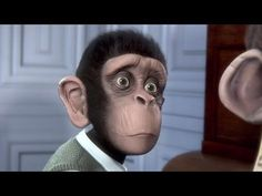 Animation Short Film - Monkey Symphony - Full Animated Movies HD: In a world where the monkeys are music-lovers, two young chimpanzees are separated by a . Film Gif, Film D'animation, Video Film, Animation Stop Motion, Animation Film, Movie Talk, Video Clips, Futuristic Technology, Technology Gadgets