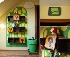 fantásticos quartos de crianças