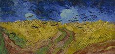Wheatfield with Crows, 1890, Vincent van Gogh, Van Gogh Museum, Amsterdam (Vincent van Gogh Foundation)