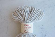 New Yarn! Purl Soho's Lanecardate Feltro | The Purl Bee