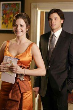 Clark Kent Lois Lane, Smallville, Pictures, Style, Fashion, Photos, Swag, Moda, Fashion Styles