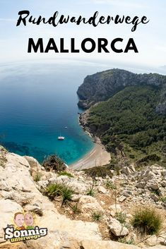Auf in die Natur: 4 geniale Rundwanderwege auf Mallorca With the great hiking trails in Mallorca you will always find lonely bays :-] Backpacking Europe, Travel Europe, Pacific Crest Trail, Colorado Hiking, Majorca, Appalachian Trail, Outdoor Landscaping, Hiking Trails, Outdoor Travel