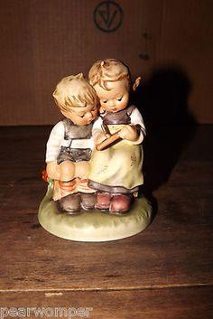 Smart Little Sister Goebel Hummel West Germany MINT 1956 BEAUTIFUL! GREAT GIFT!