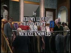 Are You Being Served? - Opening Titles and Theme Song (+playlist)