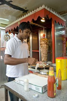 Street Food in Oman UAE