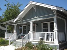 front porches duplex | ... was just remodeled and on the market! What a nice sunny porch