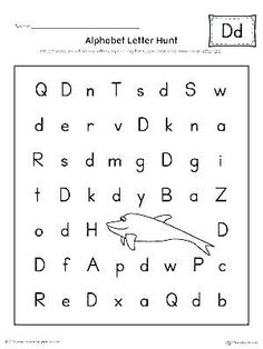 6 Printable Letter Worksheets D Alphabet Letter Hunt Letter D Worksheet √ Printable Letter Worksheets D . 6 Printable Letter Worksheets D. Kindergarten Letter D Writing Practice Worksheet Printable Letter D Worksheet, Free Printable Alphabet Worksheets, Printable Alphabet Letters, Preschool Letters, Printable Art, Tracing Letters, Free Preschool, Alphabet Activities, Learning Activities