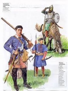 Line Infrantry Lithuanian heavy soldierPolish-Lithuanian Commonwealth Thirty Years' War, Early Modern Period, Fantasy Inspiration, Modern Warfare, Historical Pictures, Eastern Europe, Illustrations, Military History, 17th Century