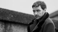 Prada Fall/Winter 2014 Men's Advertising Campaign: Behind The Scenes with James McAvoy and Annie Leibovitz