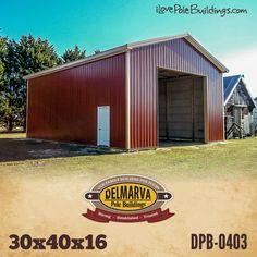 Pole Barn Shop, Pole Barn Garage, Pole Barns, 30x40 Pole Barn, Pole Building Kits, Pole Buildings, Refuge, Garage Shop, Garage Workshop
