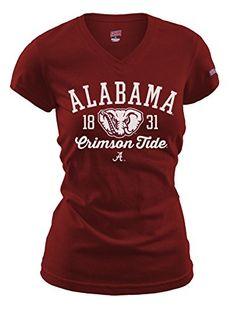 Alabama Crimson Tide Womens Jersey