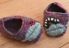 Baby Bug Shoes