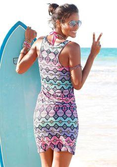 Venice Beach Strandkleid im Online Shop von Ackermann Versand #Sommer #Strandmode #Fashion