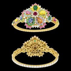 """Cher Dior - """"Majestueuse Multicolore"""" bracelet. Discover more on www.dior.com"""