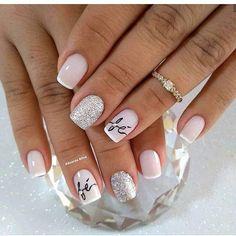 Uñas decoradas: belleza en la punta de los dedos #uñasdecoradaselegantes