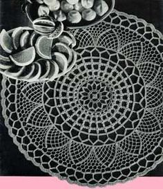 42 quick easy crochet doily pattern crochet doily patterns easy cloverleaf doily free vintage crochet pattern originally published in coats clarks doilies to crochet no dt1010fo