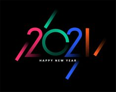 Free Vector | Modern 2021 happy new year stylish background design Happy New Year Cards, Happy New Year Greetings, New Year Greeting Cards, New Year Wishes, Fireworks Background, Background Banner, Happy New Year Typography, Christmas Card Sayings, New Year Illustration