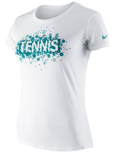 nike women's london tennis tee