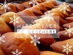 ☆ Les madeleines au magret de canard ☆ Madeleines au foie gras et à la pomme ☆ Madeleines aux marrons glacés ☆ Madeleines au chocolat blanc