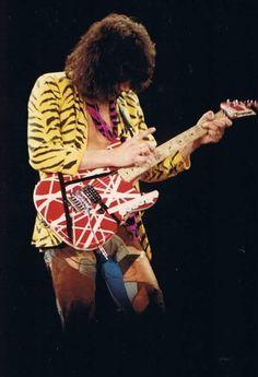Van Halen ❤️ 1984 Eddie Van Halen ❤️