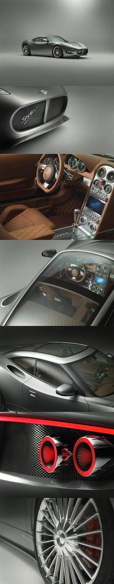 Spyker l B6 Venator l Car l Dutch Innovations l Dutch l The Netherlands