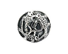 Sterling silver ring with engraved detail koi by NatashaGjewellery Jewelry Design, Unique Jewelry, Koi, Sterling Silver Rings, Originals, Skull, Trending Outfits, Jewellery, Studio