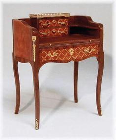 ♡beautiful wooden desk
