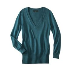 Mossimo® Women's Ultra Soft V-Neck Sweaters - Assorted Colors