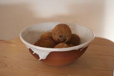 Decorated bowl by Stephen Pearce Pottery, Shanagarry, Co. Irish Pottery, Pottery Shop, Earthenware, Ceramic Pottery, Cork, Bowls, Ceramics, Tableware, Handmade
