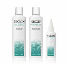 """Nioxin Scalp Recovery Kit (Shampoo 6.76 Oz, Conditioner 6.76 Oz and Treatment 3.38 Oz) by NIOXIN. $35.00. Scalp Recovery is specially designed for scalp-related problems including seborrheic dermatitis» SEBORRHEIC DERMATITISSeborrhoeic dermatitis (also known as """"seborrheic eczema"""") is an inflammatory skin disorder affecting the scalp, face, and torso. Typically, seborrheic dermatitis presents with scaly, flaky, itchy, red skin. It particularly affects the sebum-gland rich a..."""