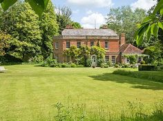 Georgian Grade II listed house within beautiful landscaped grounds in Ropley, Hampshire. (The 25 most idyllic English villages - Telegraph)