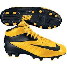 buy popular 6f753 a4493 Nike Kids Vapor Strike TD 3 Mid Football Cleat - Dicks Sporting Goods Nike  Vapor