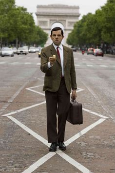 Mr. Bean (Rowan Atkinson) - <3