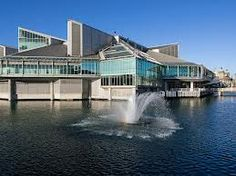 Princess Quay is a shopping centre...on water! Full of high street shop, lovely restaurants and a cinema!